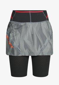 Dynafit - GLOCKNER ULTRA SKIRT - Sportovní sukně - quiet shade - 4
