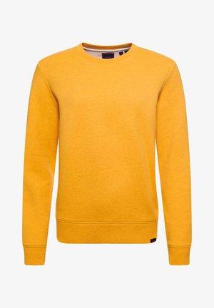 VINTAGE LOGO CREW  - Sweatshirt - turmeric marl