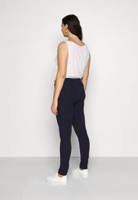 Even&Odd Curvy - 2 PACK - Leggings - Trousers - dark blue - 2