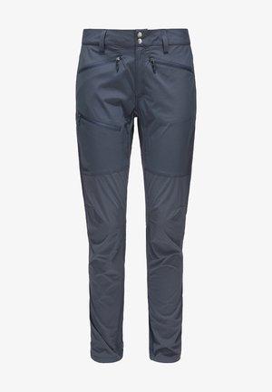 LITE  FLEX PANT - Outdoor trousers - dense blue