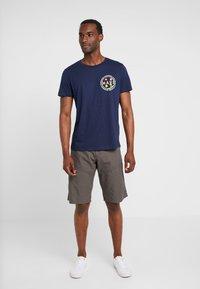 TOM TAILOR DENIM - T-shirt print - agate stone blue - 1
