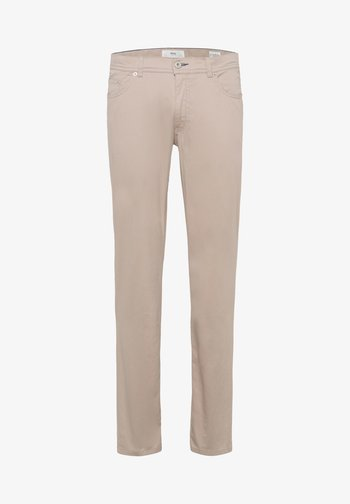 STYLE COOPER FANCY - Trousers - beige