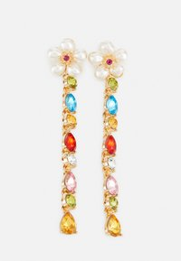 Pieces - PCOLIVIA EARRINGS - Earrings - gold-coloured - 0