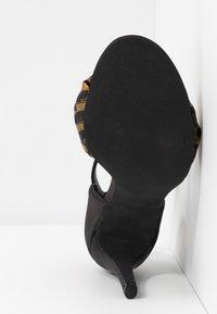 KARL LAGERFELD - MASQUE STUDIO - Sandály na vysokém podpatku - black - 6