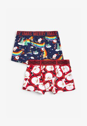 2 PACK - Boxer shorts - multi-coloured