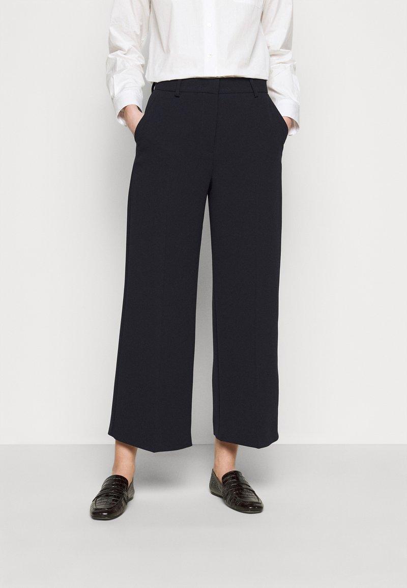WEEKEND MaxMara - PARATA - Kalhoty - blau