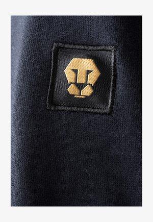 LIMITED TO 360 PIECES - SWEATER WITH ZIPPER - Zip-up sweatshirt - Navy