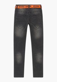 Staccato - Slim fit jeans - black denim - 1