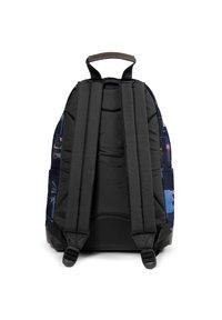 Eastpak - WYOMING - Backpack - shapes blue - 1