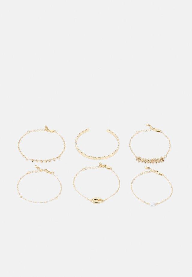 FGVIVVIAN BRACELET 6 PACK - Bracelet - gold-coloured