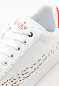 Trussardi Jeans - Trainers - white/red - 5