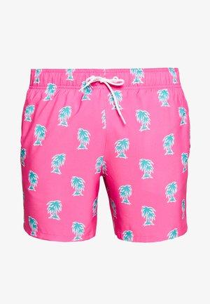 CONVERSATIONAL  - Swimming shorts - pink