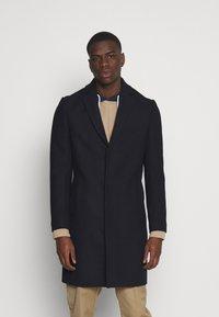 Isaac Dewhirst - Classic coat - dark blue - 0