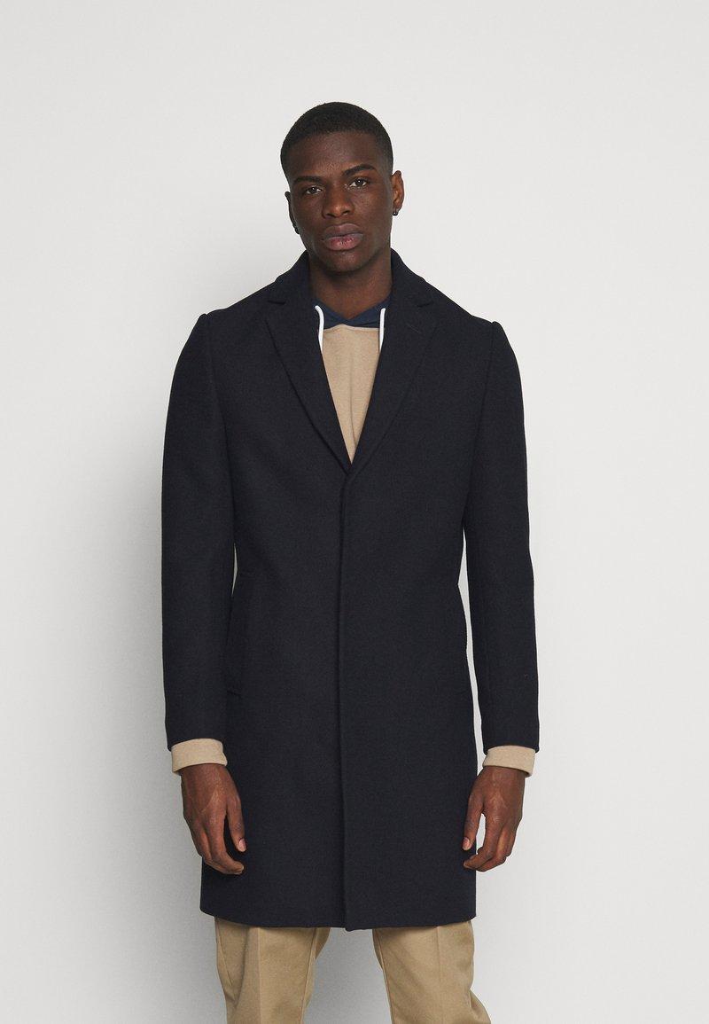 Isaac Dewhirst - Classic coat - dark blue