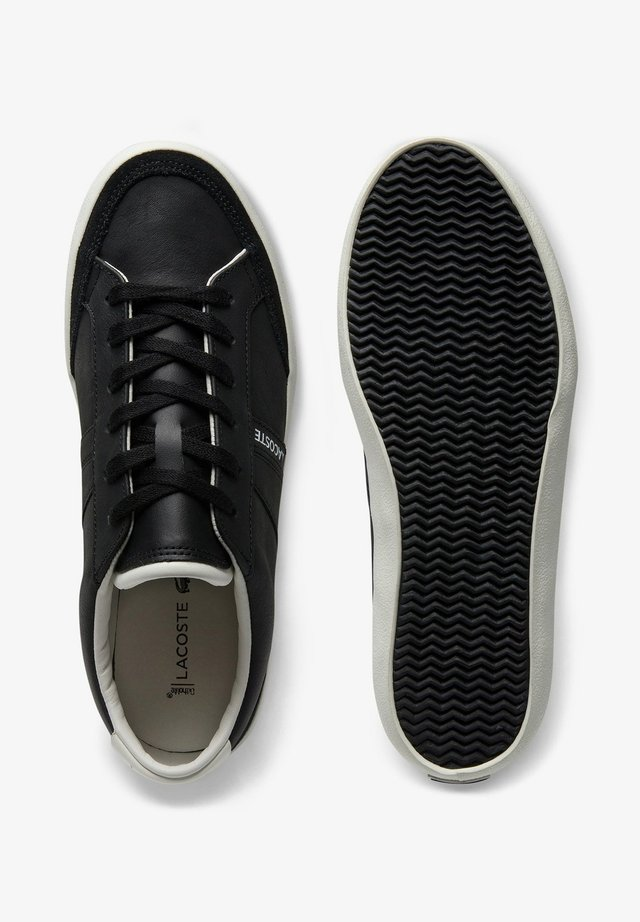 Trainers - blk/off wht