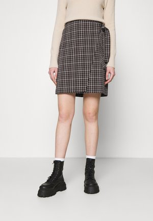 VITITTI SKIRT - A-line skirt - brown