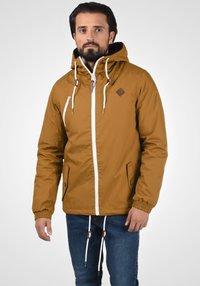 Solid - TILDEN - Light jacket - cinnamon - 0