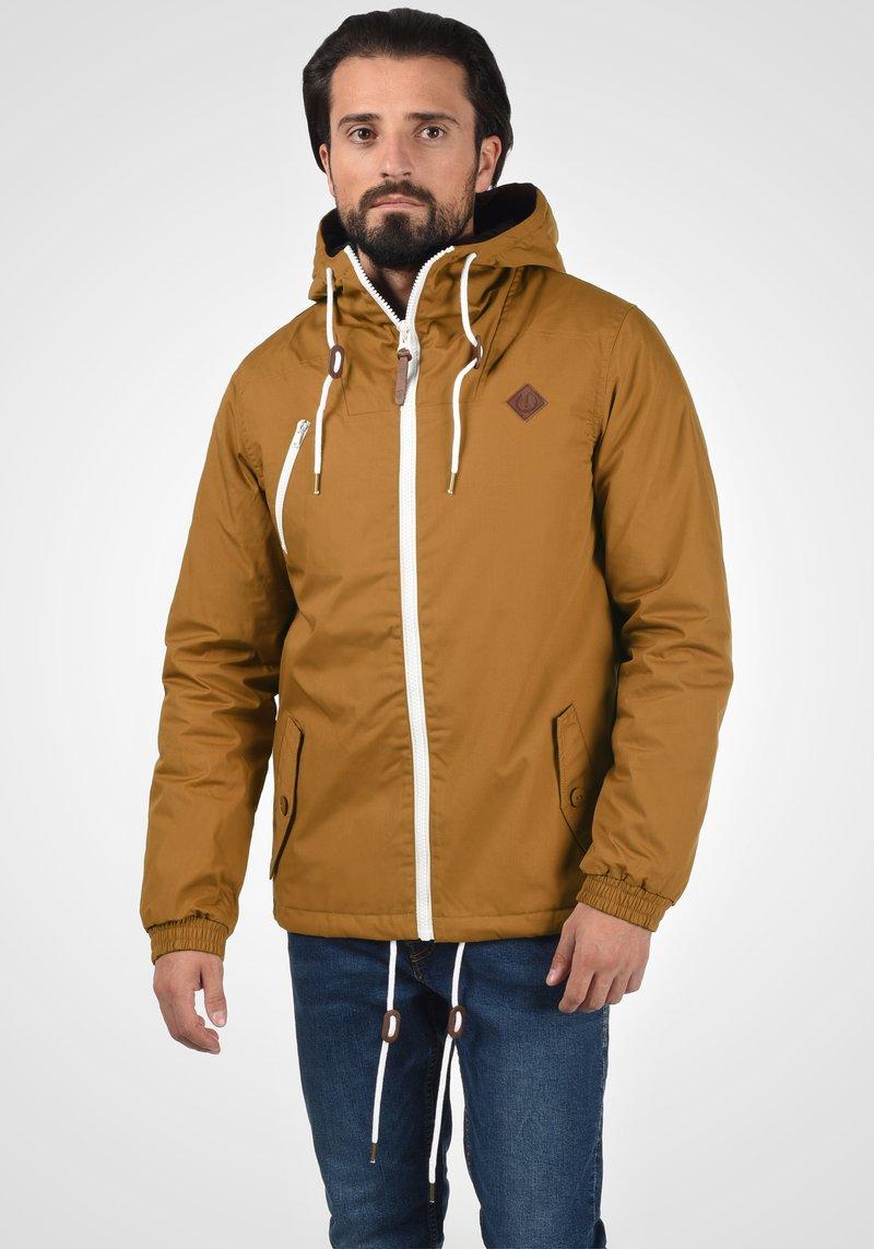 Solid - TILDEN - Light jacket - cinnamon