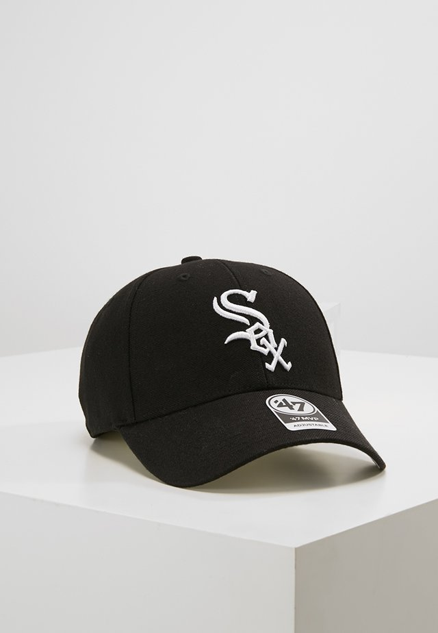 WHITE SOX - Gorra - black