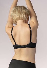 mey - Underwired bra - black - 2