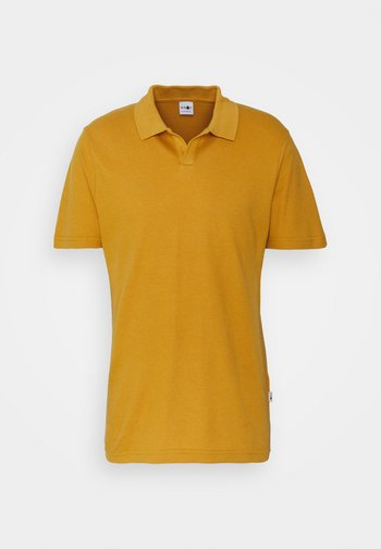 PAUL  - Polo shirt - warm yellow