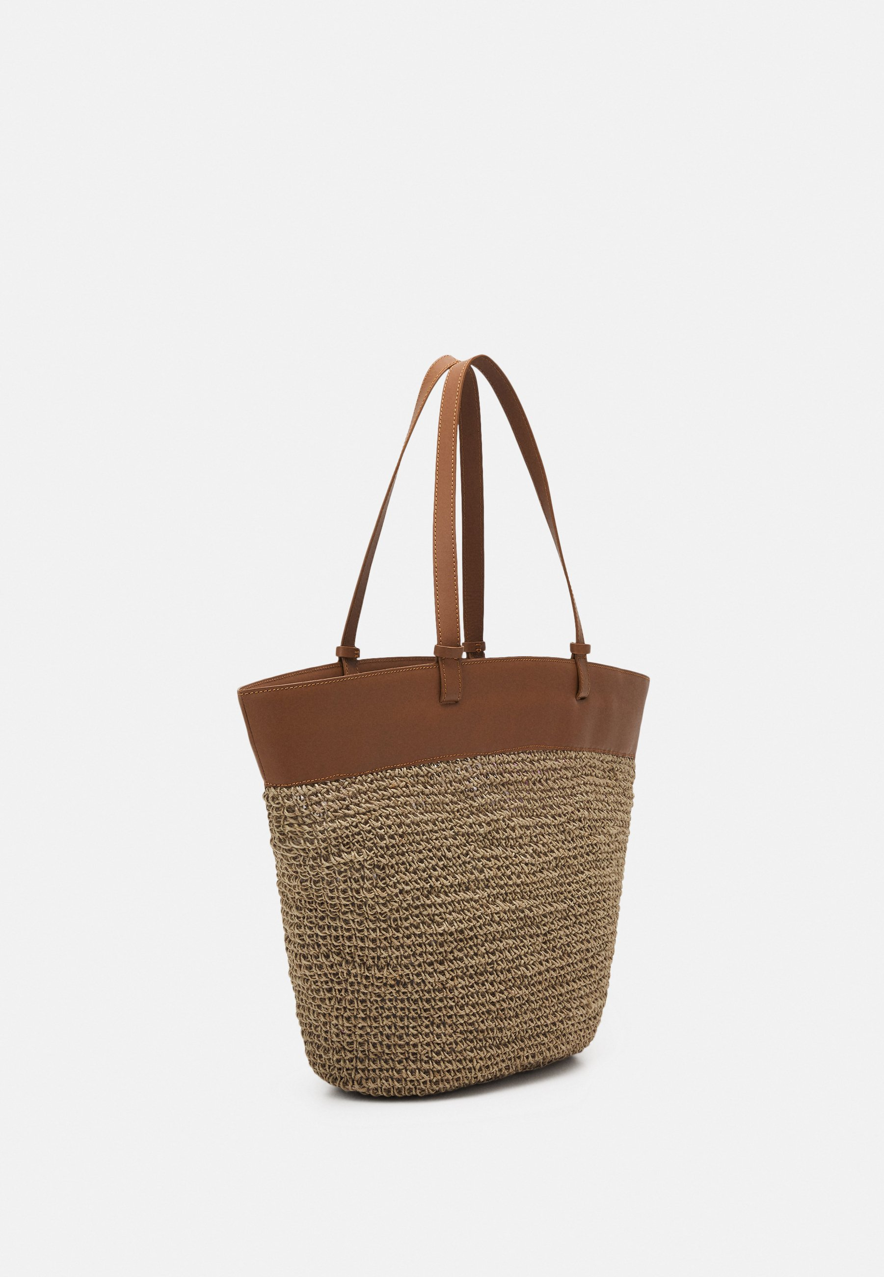 Women LEATHER - Tote bag
