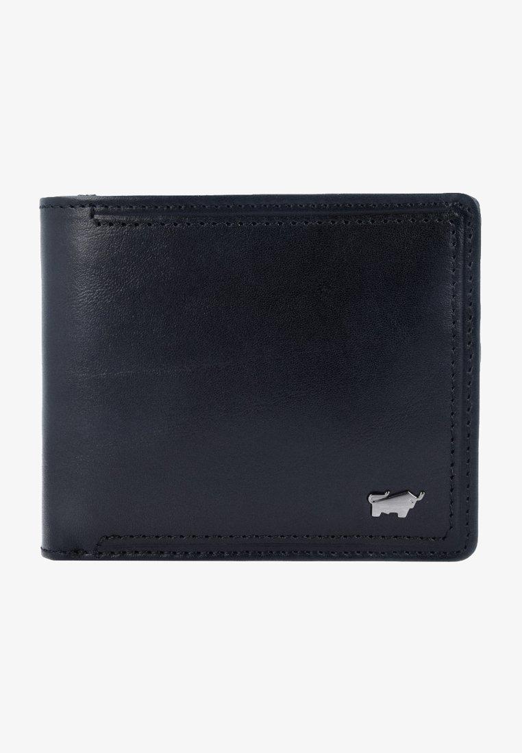 Braun Büffel - VENICE   - Wallet - black