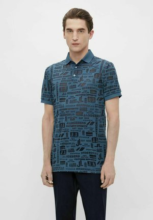 Polo shirt - jl future navy