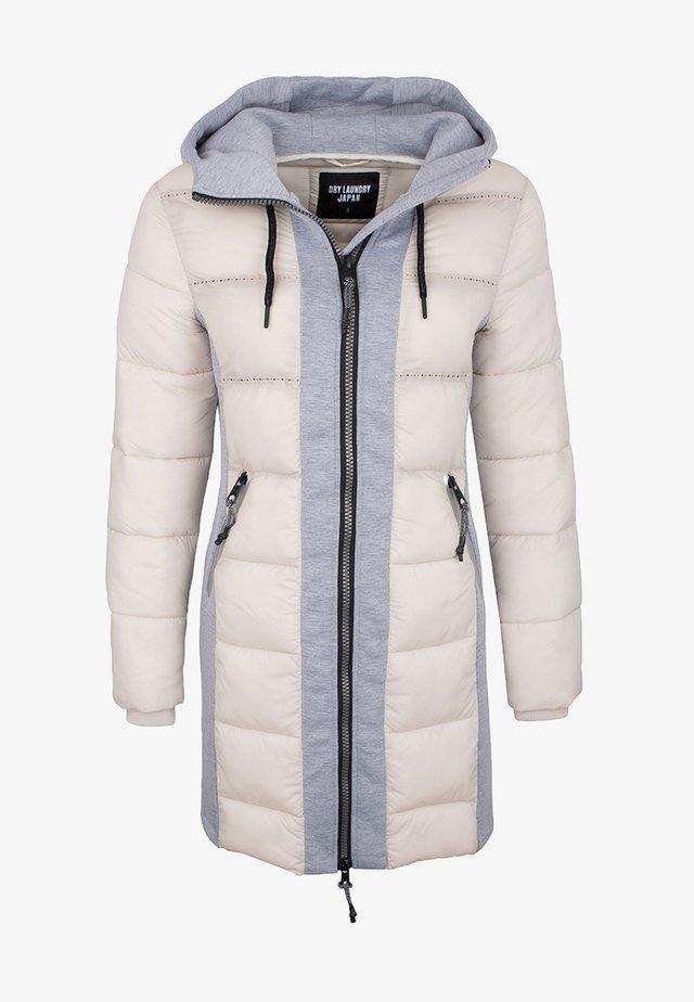 Winterjas - off-white