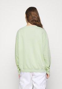 Monki - Sweatshirt - dusty green unique - 2