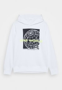 Staccato - HOODIE TEENAGER - Hoodie - white - 0