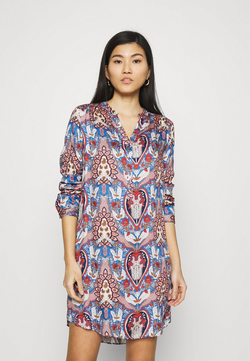Emily van den Bergh - Shirt dress - multicolour