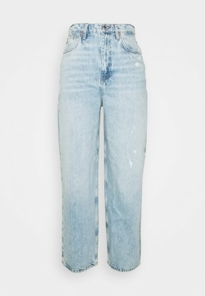 FRANK DAD - Relaxed fit jeans - blue