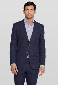 Van Gils - ELLISON SPLIT - Suit jacket - dark blue - 0