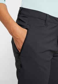 8848 Altitude - TRINITY PANTS - Trousers - charcoal - 5