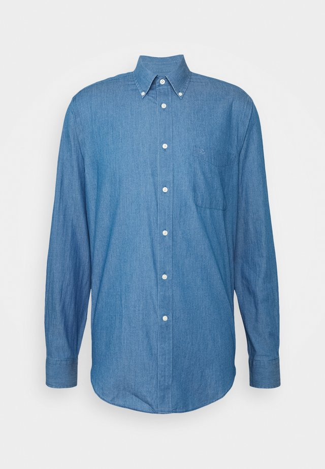 LOGO - Shirt - light indigo
