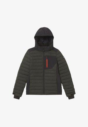 TRYSAIL BOYS - Snowboardová bunda - pine grey