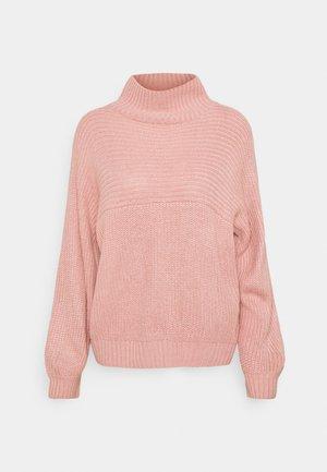 LIBBY - Jumper - pink dusty light