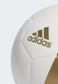adidas Performance - REAL MADRID CAPITANO FOOTBALL - Voetbal - white/gold - 4