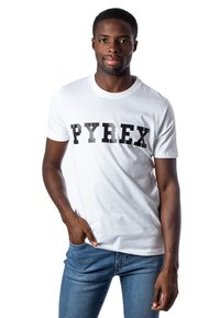 Pyrex - T-shirt con stampa - white - 2