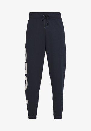 DOUBLE KNIT - Pantalon de survêtement - aviator navy mult