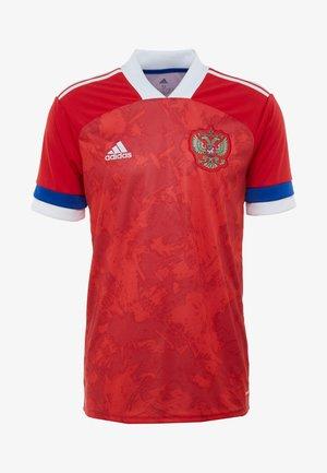 RUSSIA RFU HOME JERSEY - Pelipaita - red