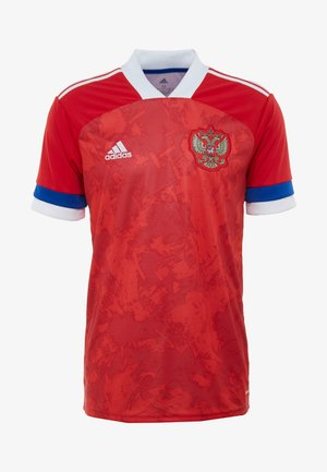 RUSSIA RFU HOME JERSEY - National team wear - red