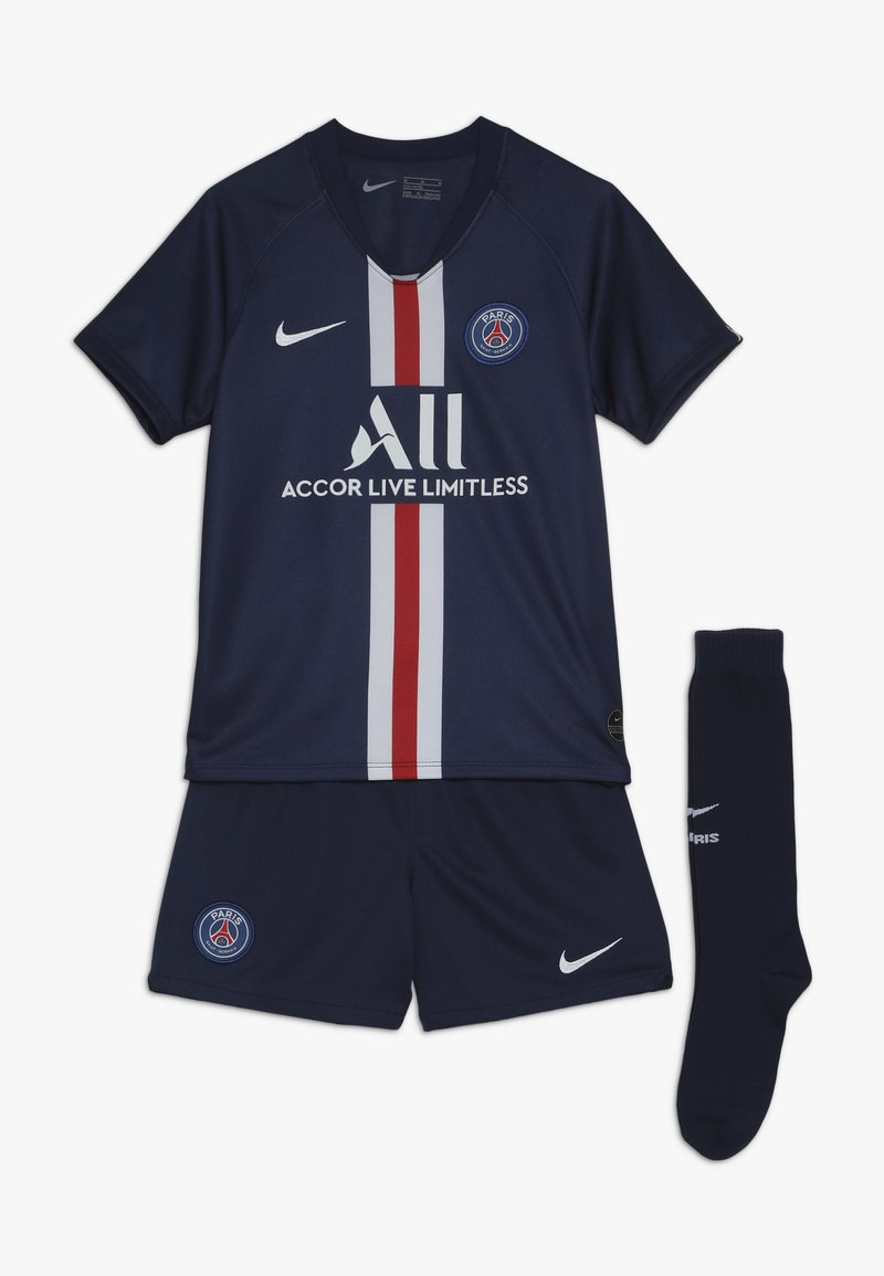 Nike Performance - PARIS ST GERMAIN HOME KIT - Club wear - midnight navy/white