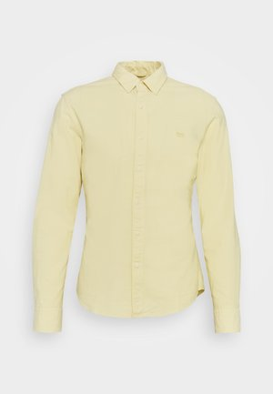 BATTERY SLIM - Camicia - yellows/oranges