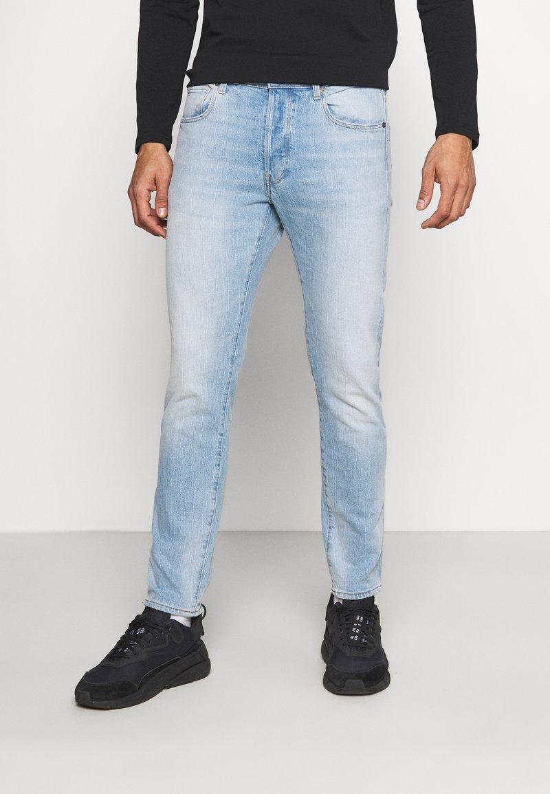 G-Star - 3301 SLIM - Slim fit -farkut - vintage glacial blue
