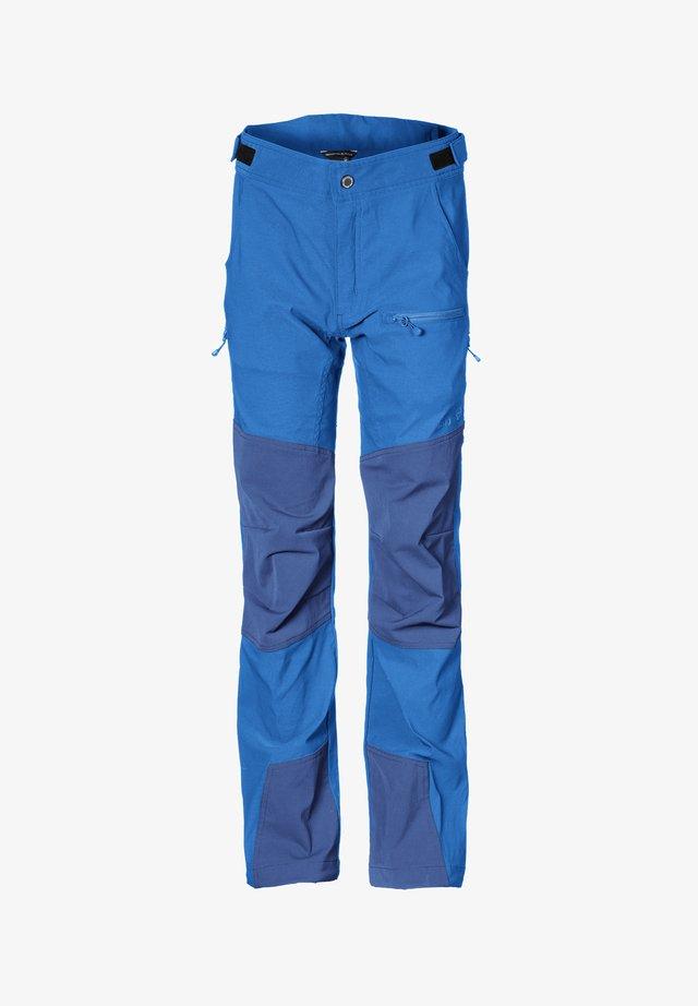 TRAPPER  - Trousers - swedish blues