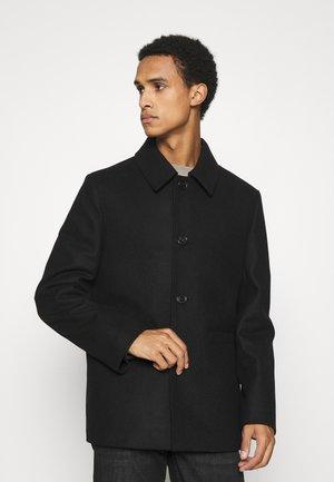 AUCKLAND COAT - Classic coat - black