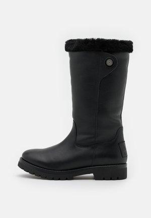 FERRERA IGLOO - Vinterstøvler - black