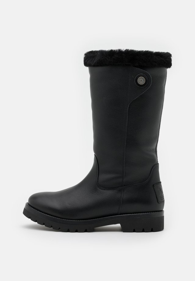 FERRERA IGLOO - Snowboots  - black